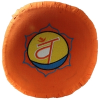 Housse Zafu - Chakra Swadhisthana