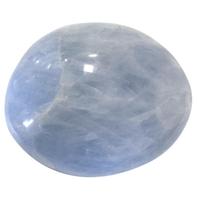 Galet 6 à 10 cm - Calcite Bleue