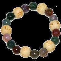 Bracelet Perles de karma Kids - Agate