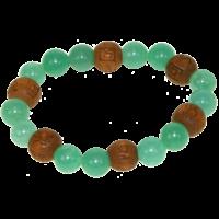 Bracelet Perles de karma Kids - Aventurine