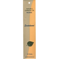 Auroshikha Stick Santal - Lot de 5