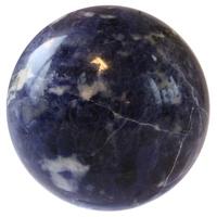 Sphère Sodalite 9 à 10 cm