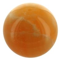 Sphère Calcite Orange - 6 à 7 cm