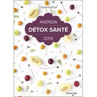 Agenda Détox Santé 2019 - Daniel Kieffer