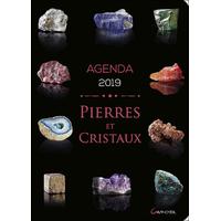 Agenda 2019 - Pierres et Cristaux