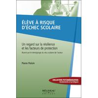 Elève à Risque d'Echec Scolaire - Pierre Potvin
