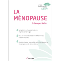 La Ménopause - Dr. Georges Bader