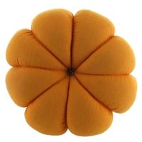 Coussin de Bol - Orange avec Perles