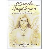 L'Oracle Angélique - Marie-Chantal Martineau