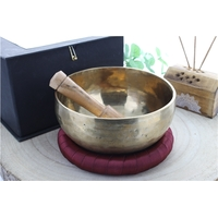 Coffret Bol chantant Traditionnel Diamètre env. 14 cm