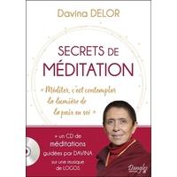 Secrets de Méditation - Davina Delor