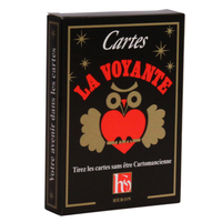Jeu de Cartomancie La Voyante