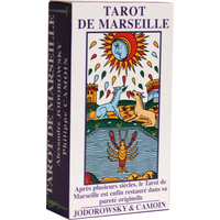 Tarot de Marseille - Jodorowsky