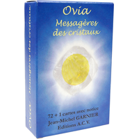 Ovia Messagères des Cristaux