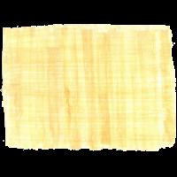Véritables Papyrus - Lot de 4 Feuilles