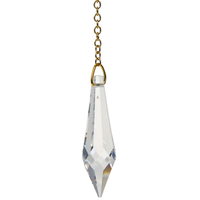 Pendule Cristal Swarovski  24 Facettes