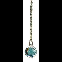 Pendule Boule Hypnotique Swarovski - 2cm