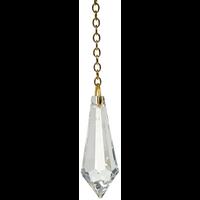 Pendule Cristal Swarovski - 16 Facettes