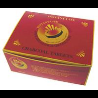 Coffret Charbons Ardents - Diamètre 33 mm