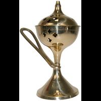 Brûle Encens Indien - Hauteur 15,7 cm