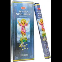 Encens Divino Nino Jesus - 6 Boîtes