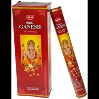 Encens Ganesh - 6 Paquets