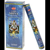 Encens Shiva - 6 Paquets