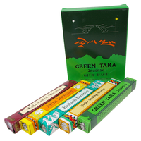 Encens Green Tara - Lot de 5 boites