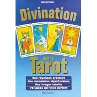 Divination par le Tarot - Laurence Pelegry
