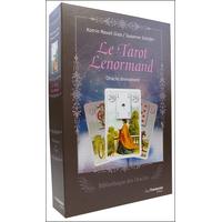Coffret Le Tarot Lenormand - Oracle Divinatoire - K.Rosali Giza