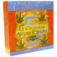 Coffret Le Cinquième Accord Toltèque - Don Miguel & Don José Ruiz