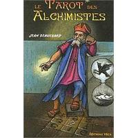 Coffret Le Tarot des Alchimistes - Jean Beauchard