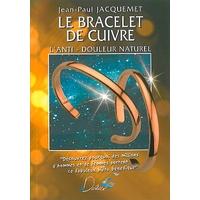 Bracelet de Cuivre - Anti-Douleur Naturel - Jean-Paul Jacquemet