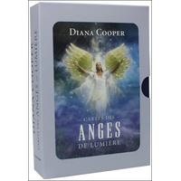 Cartes des Anges de Lumière - Diana Cooper