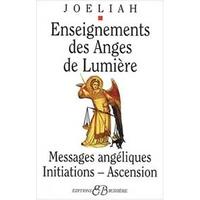 Enseignements des Anges de Lumière - Joeliah