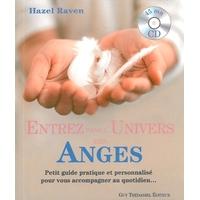 Entrez Dans l'Univers des Anges - Hazel Raven