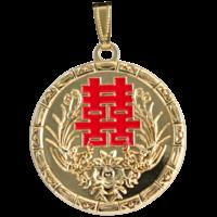 Médaille Bonheur, Prospérité et Longévité