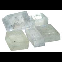 Calcite Optique Blanche - Sachet 500 Gr