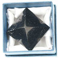Pyramide Tourmaline Noire - 3 cm