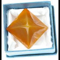 Pyramide Cornaline - 3 cm