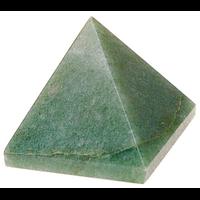 Pyramide Aventurine Verte - 3 cm