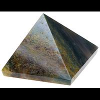 Pyramide Jaspe Fantaisie - 3 cm