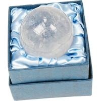 Sphère Cristal de Roche - 40 mm