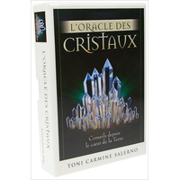 Coffret  L'oracle des Cristaux - Toni Carmine Salerno