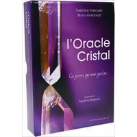 Coffret L'oracle Cristal - Thiercelin D. et Anxionnat B.