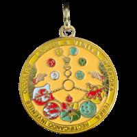 Médaille Hermès Trismegiste
