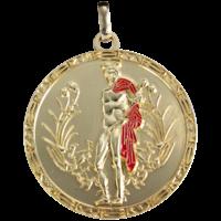 Médaille Bouclier d'Hermès