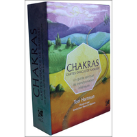 Chakras - Cartes Oracle de Sagesse - Tori Hartman