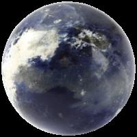 Sphere Sodalite Bresil - Qualité Extra - 5 cm