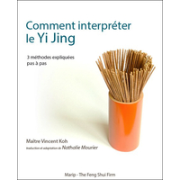 Comment Interpréter le Yi Jing - Maître Vincent Koh & Nathalie Mourier